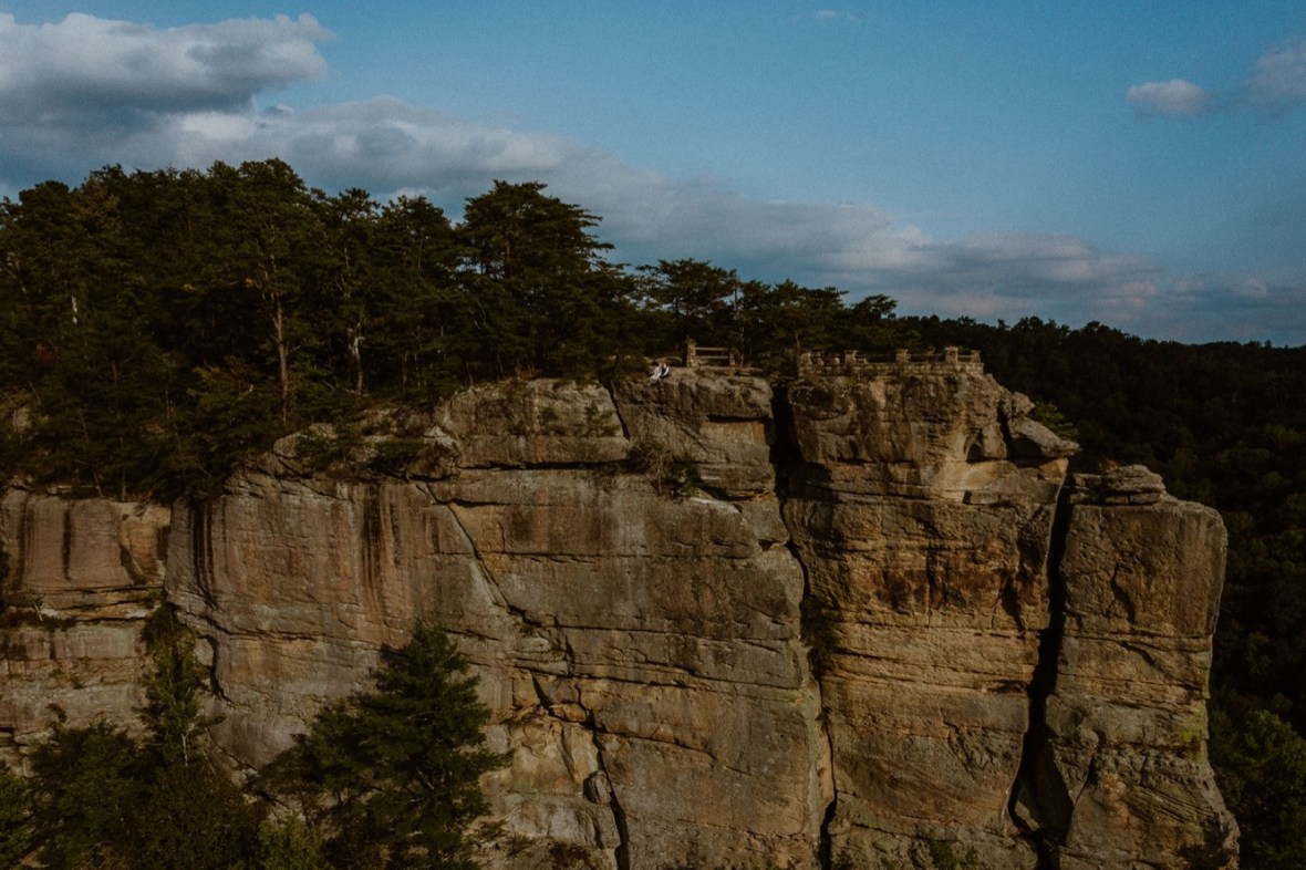 36_DJI_0605ab_Red_Wedding_River_At_Small_Chimney_Top_Gorge_Rock