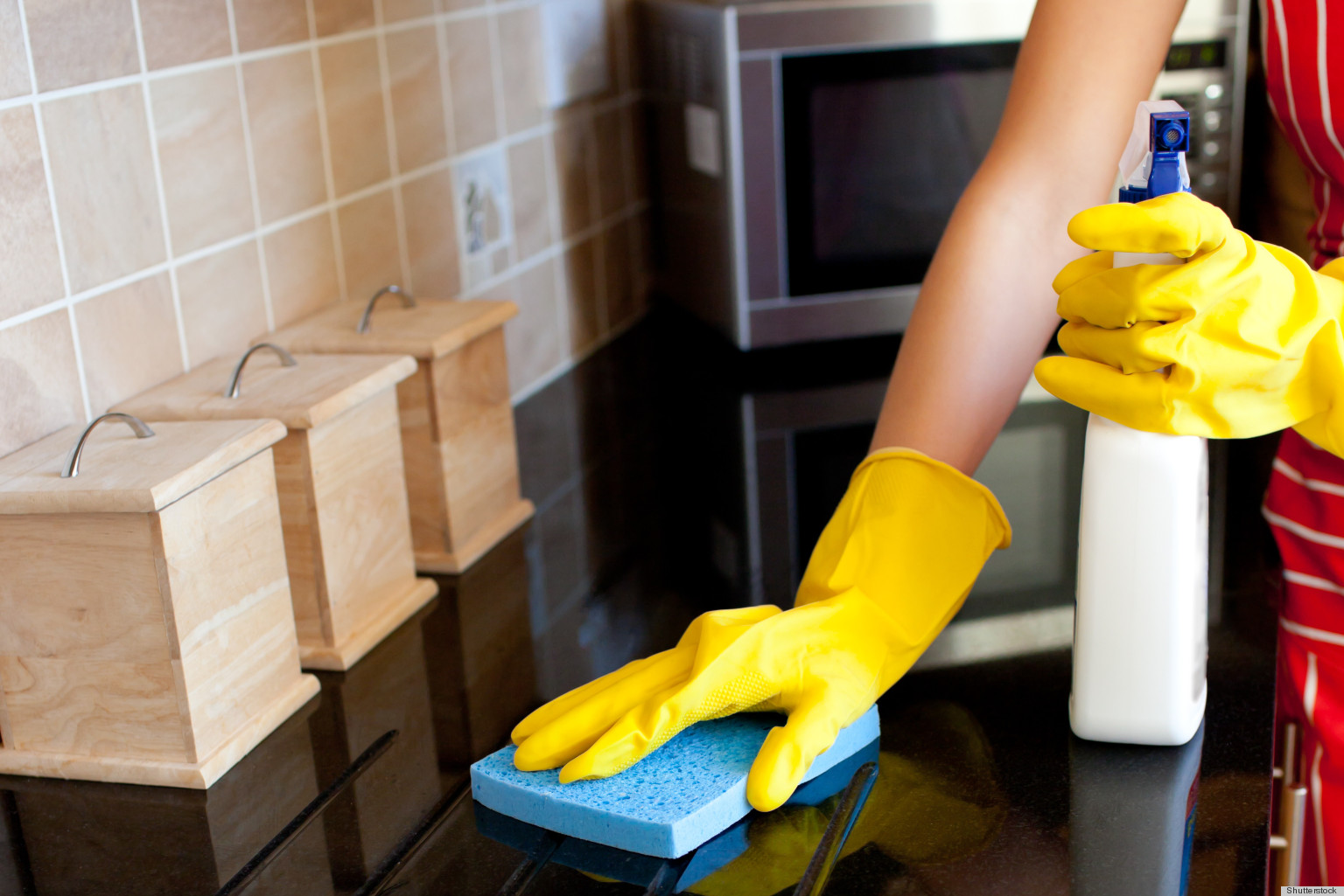kitchen cleaning services cheap islands how to clean your the right way we america