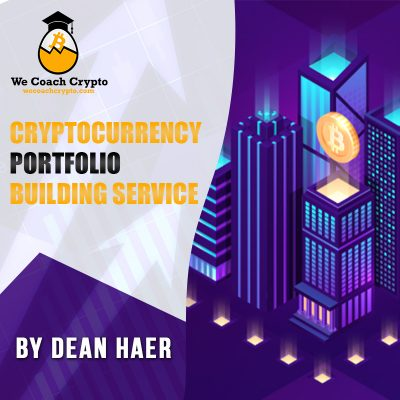 Cryptocurrency Portfolio Building Service