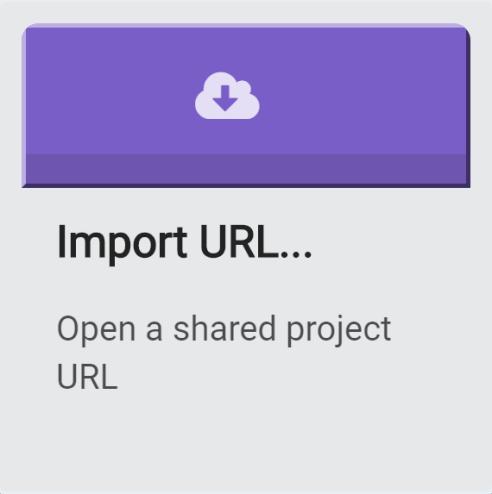Import URL