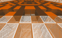 orange checker background. 2png
