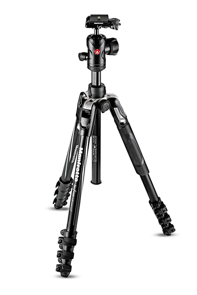 Manfrotto Befree Advanced tripode