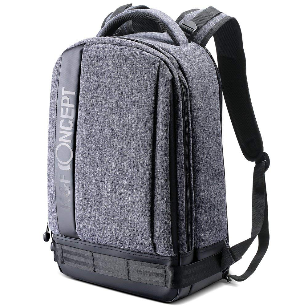 K&F Concept backpack for photographers