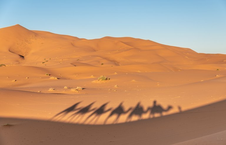 2 days trip to the Merzouga Desert (Sahara)