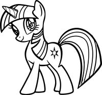 The gallery for --> My Little Pony Baby Applejack Coloring ...