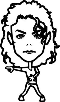 moonwalker coloring book cover coloring pages. michael jackson ... | 338x200