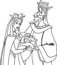 Mom And Baby Coloring Page | www.pixshark.com - Images ...
