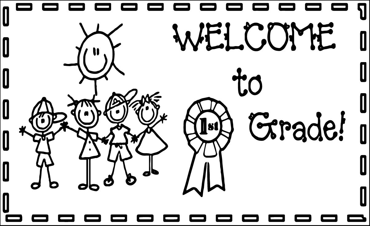 Coloring Page Welcome To The Team Coloring Pages
