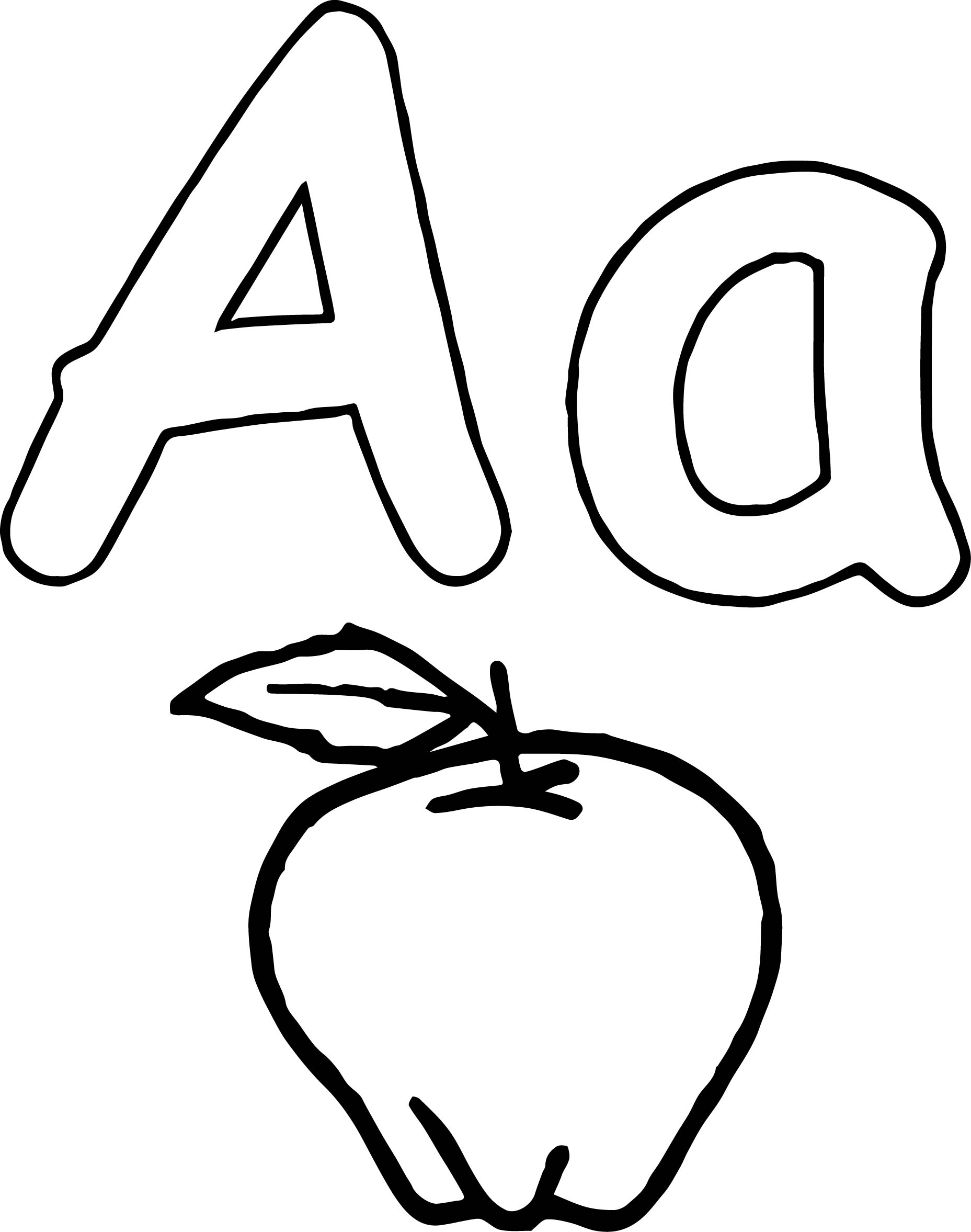Gambar Happy Apple Tree Coloring Page Wecoloringpage Jpeg Png Gif Aa