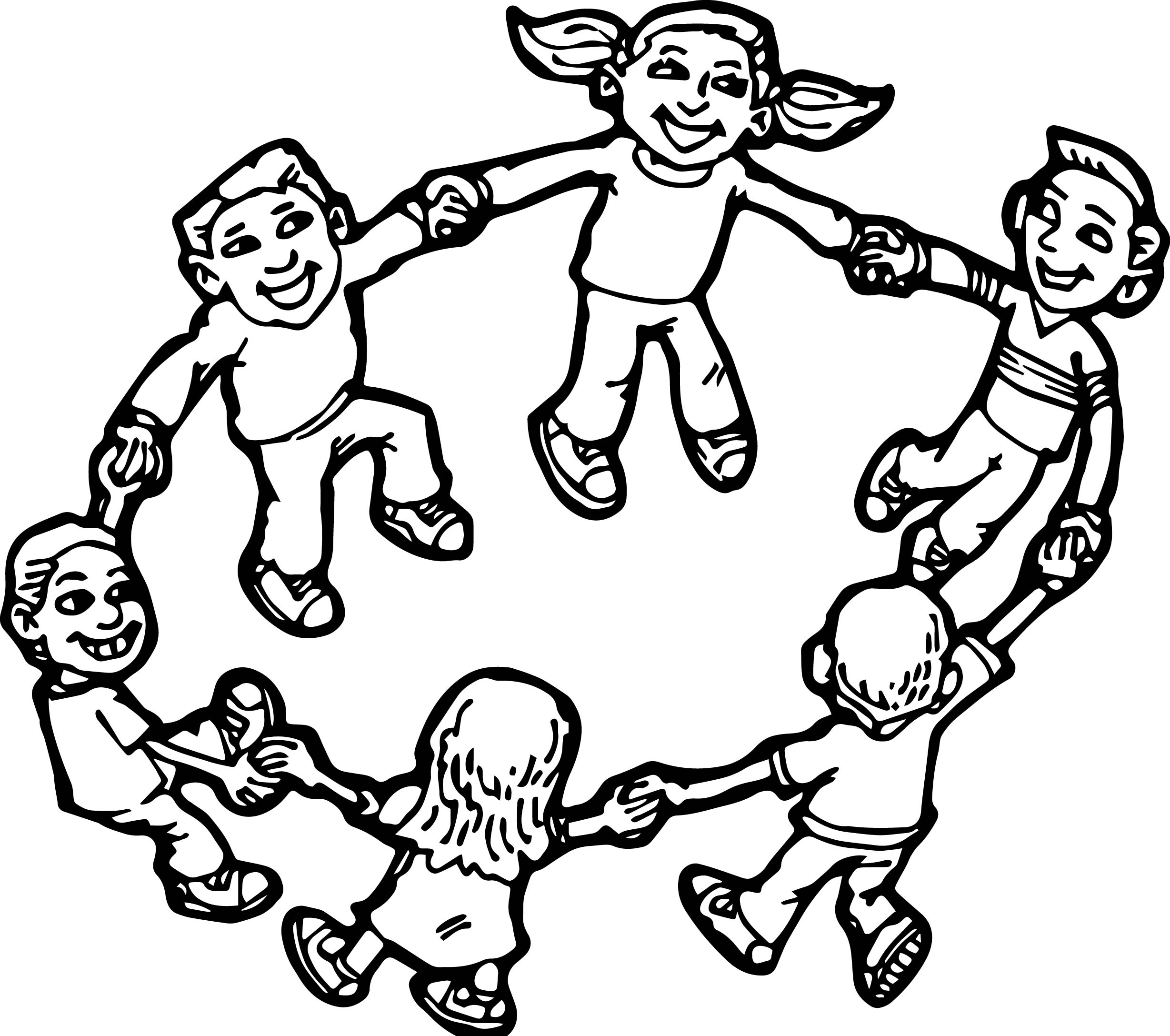 Playground Safety Coloring Pages Coloring Pages