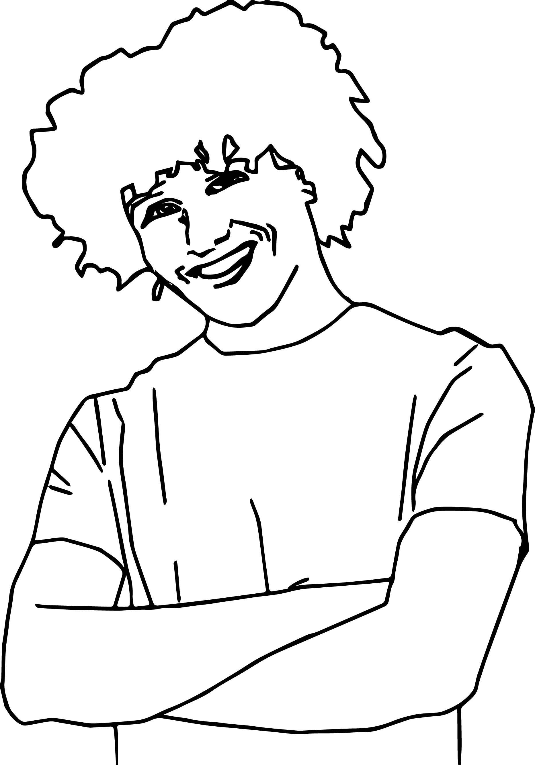 coloring pages of highscool - photo#26