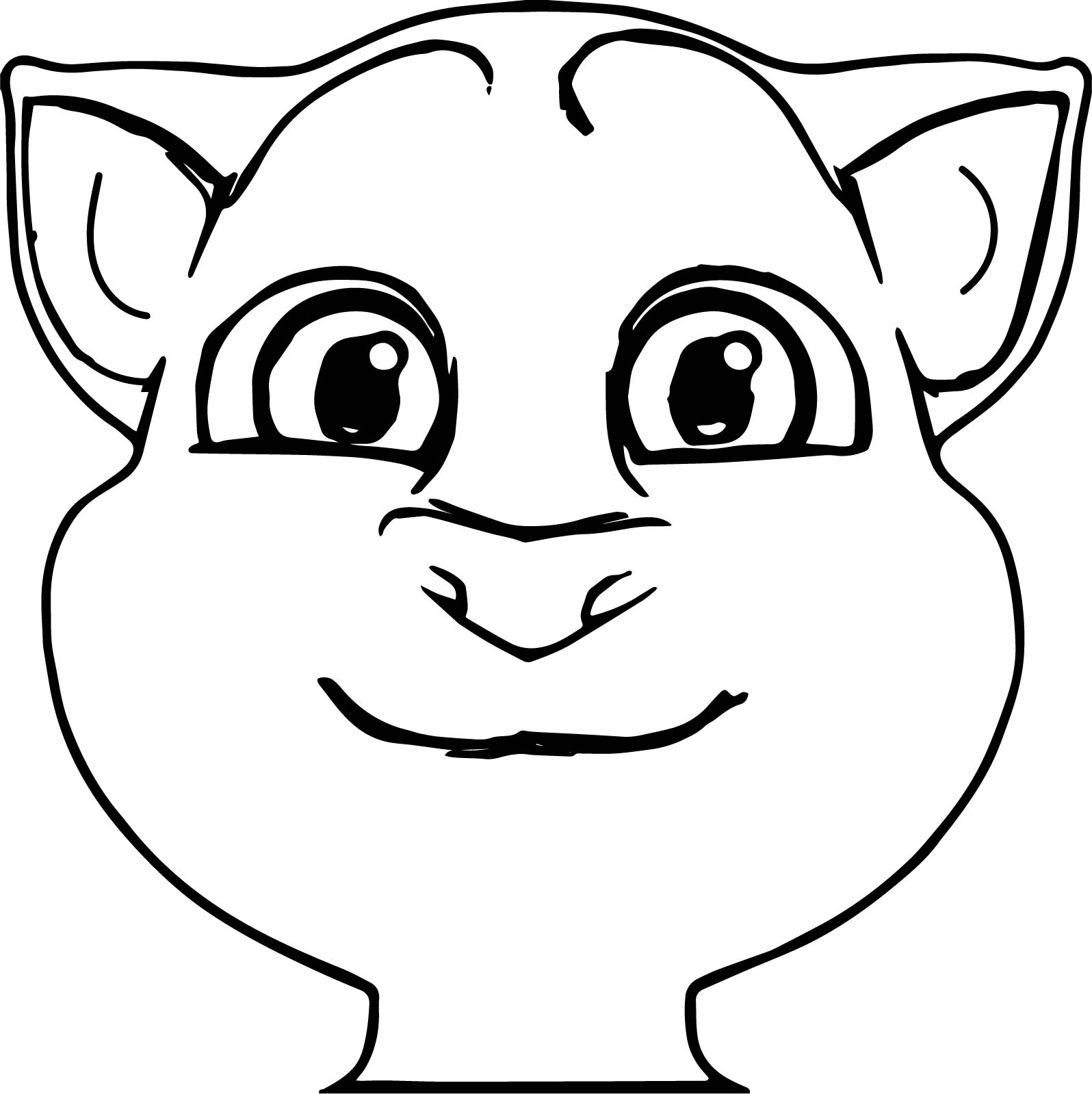 Talking Mice Page Coloring Pages