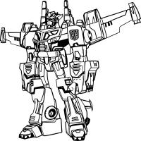 Transformers Optimus Prime Coloring Page | Wecoloringpage.com