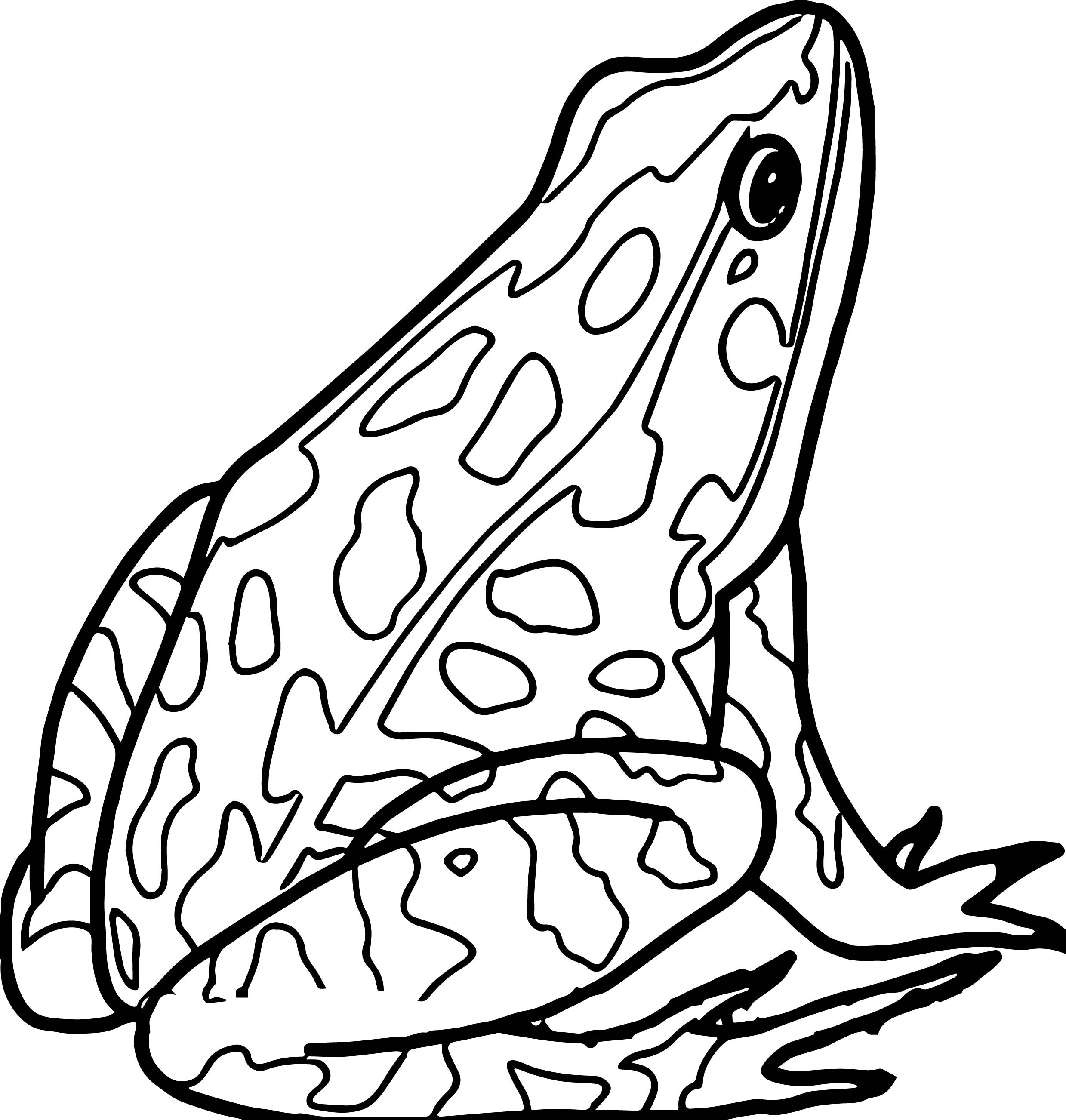 Hibian Coloring Pages