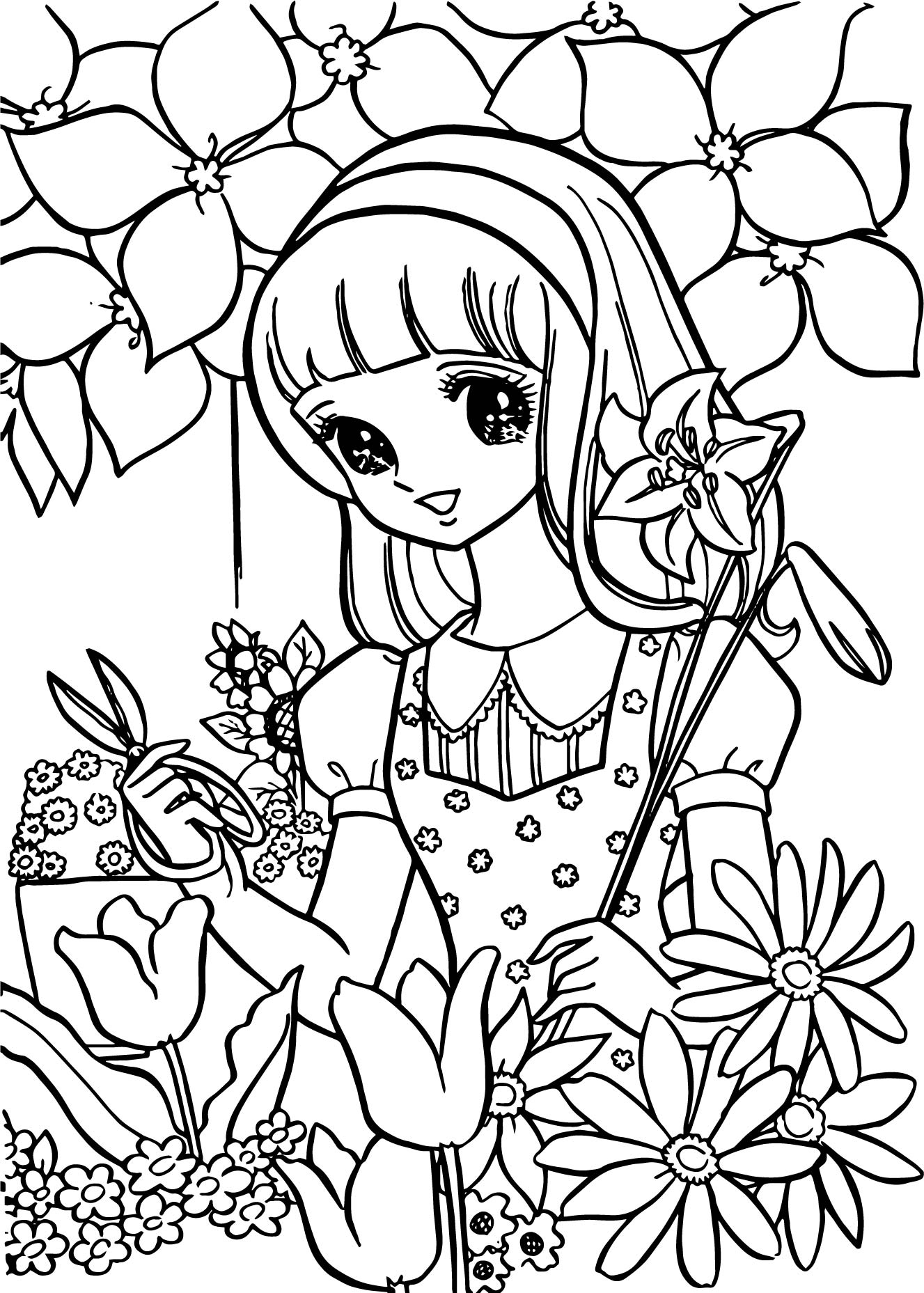 Aeromachia Coloring Pages