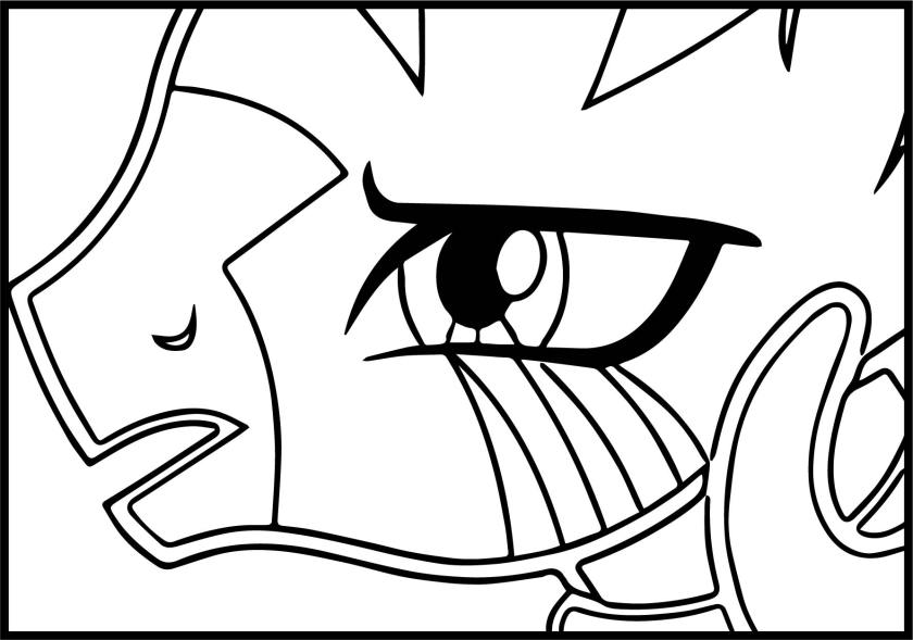 zecora true and pure coloring page  wecoloringpage