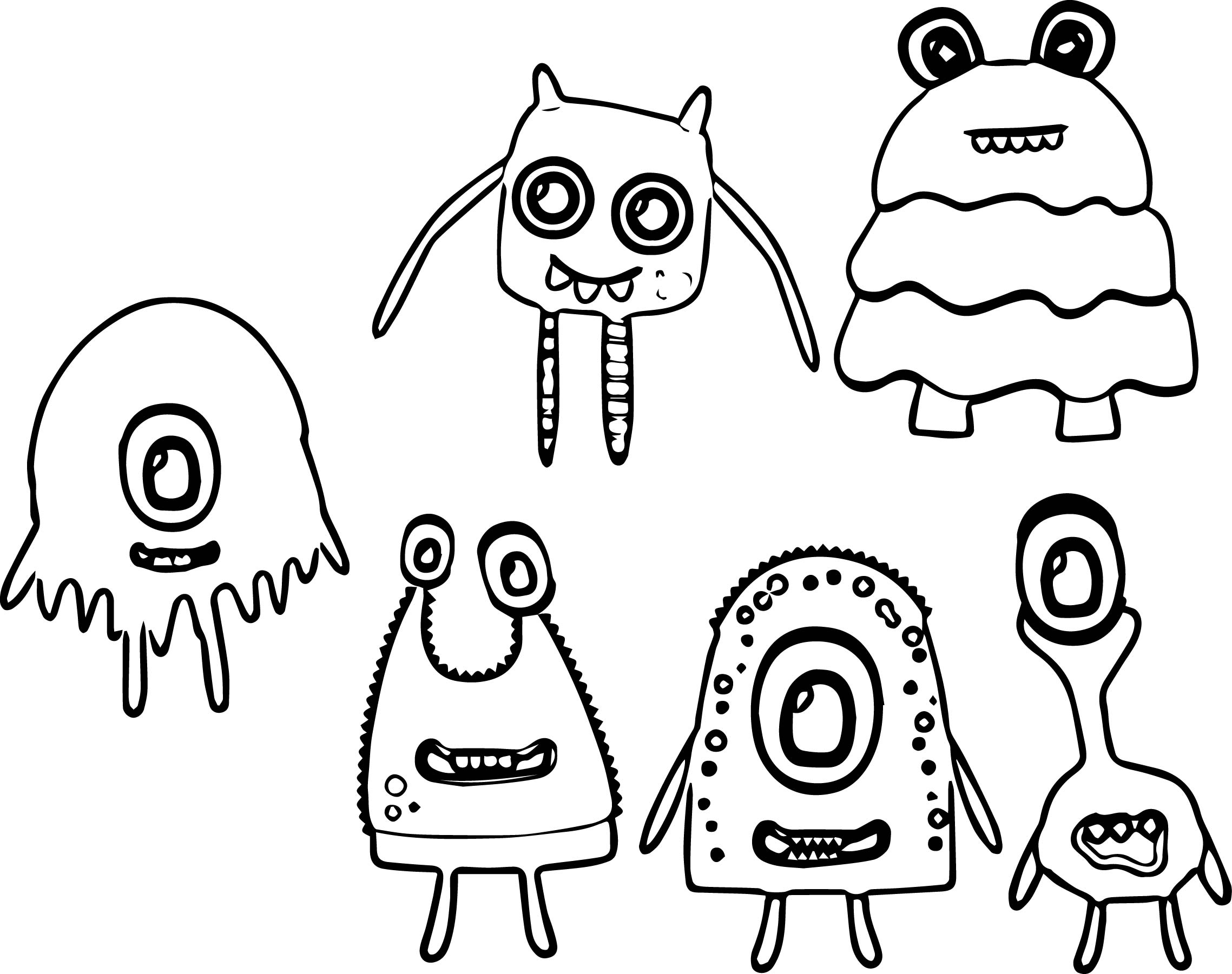 Toy Story Alien Spaceship Pages Coloring Pages