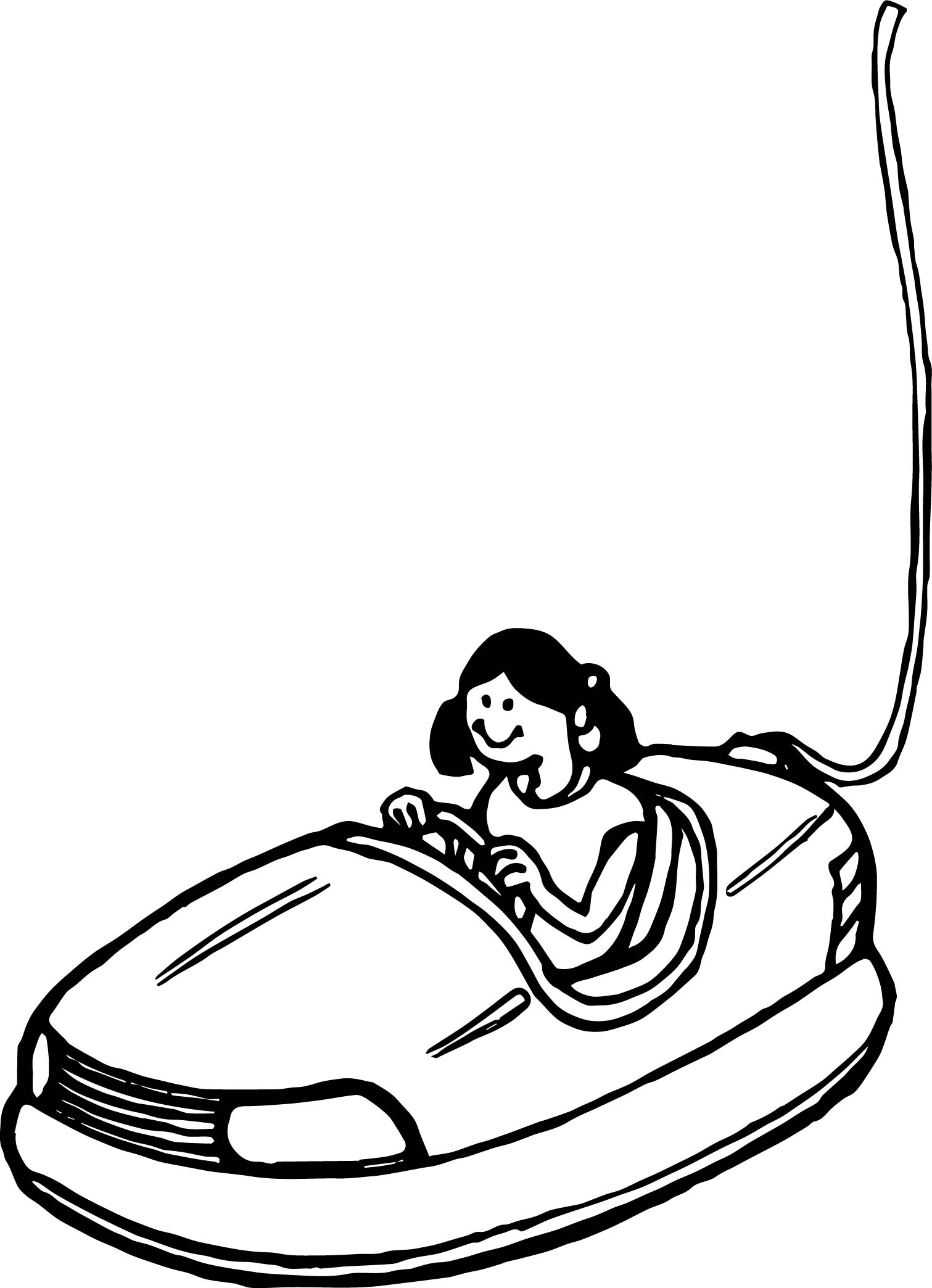 Batteries Electric Car Drawings Sketch Coloring Page