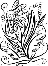 Ausmalbilder Sommerblumen Free Coloring Pages Of Tribal