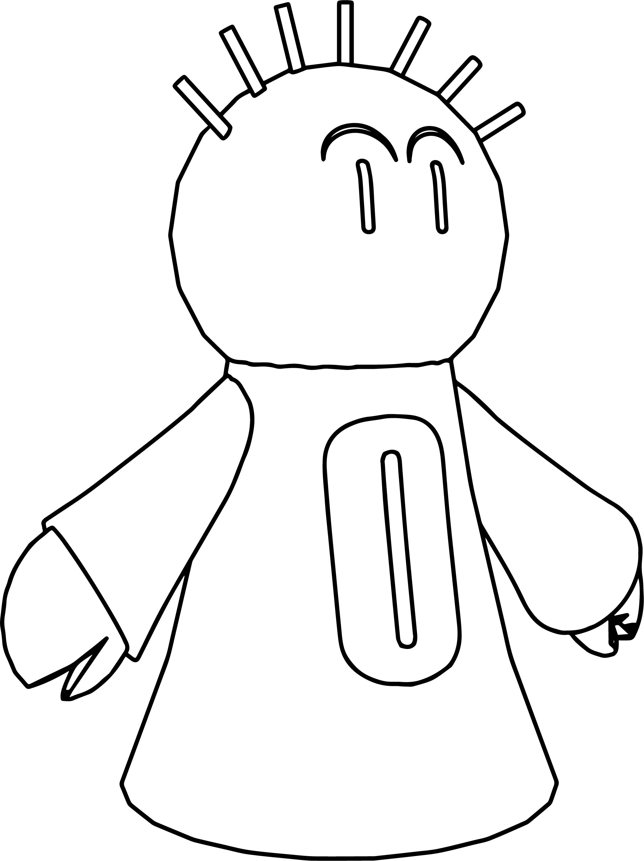 Agent Zero Coloring Page Wecoloringpage