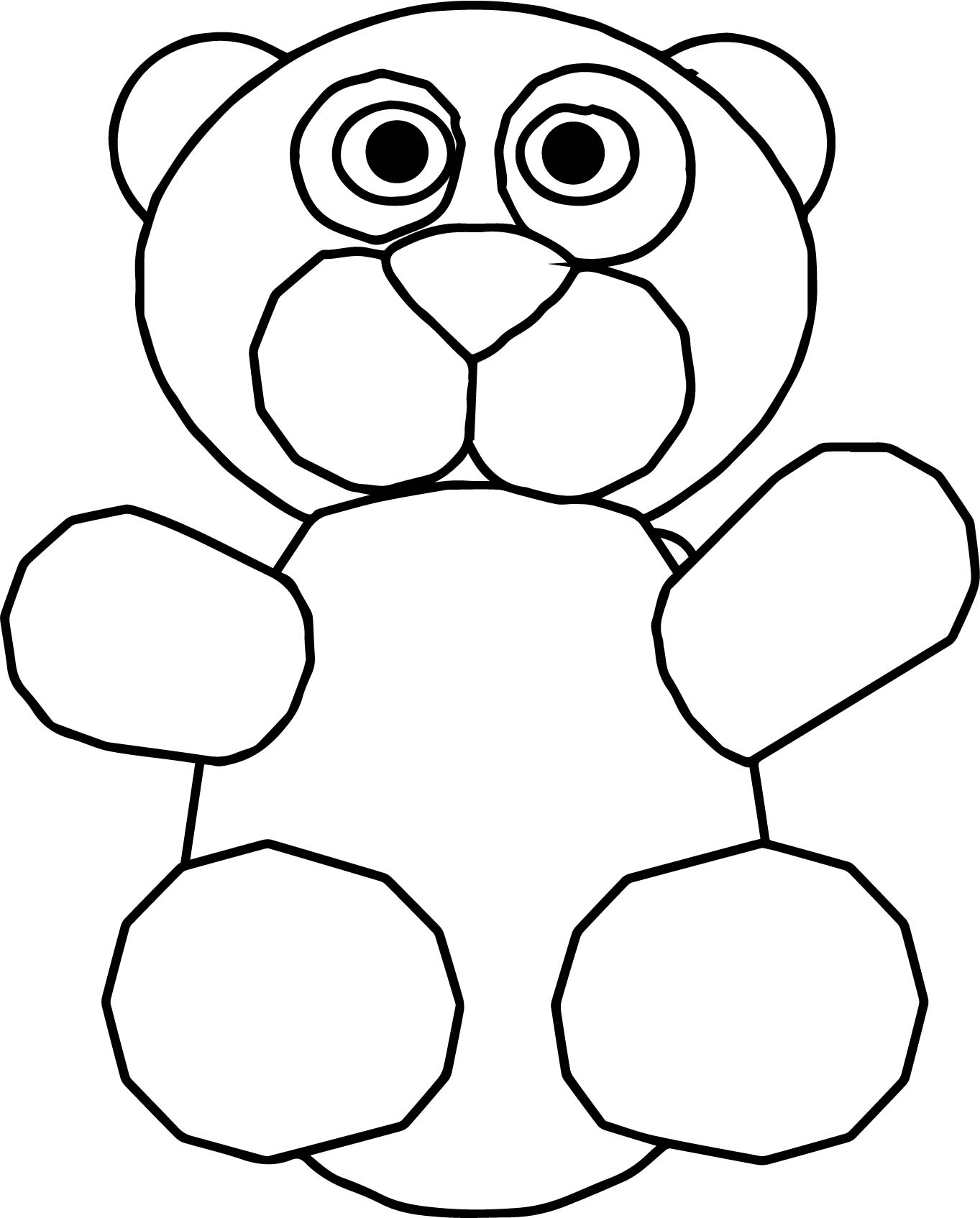 Front And Back Coloring Pages Coloring Pages