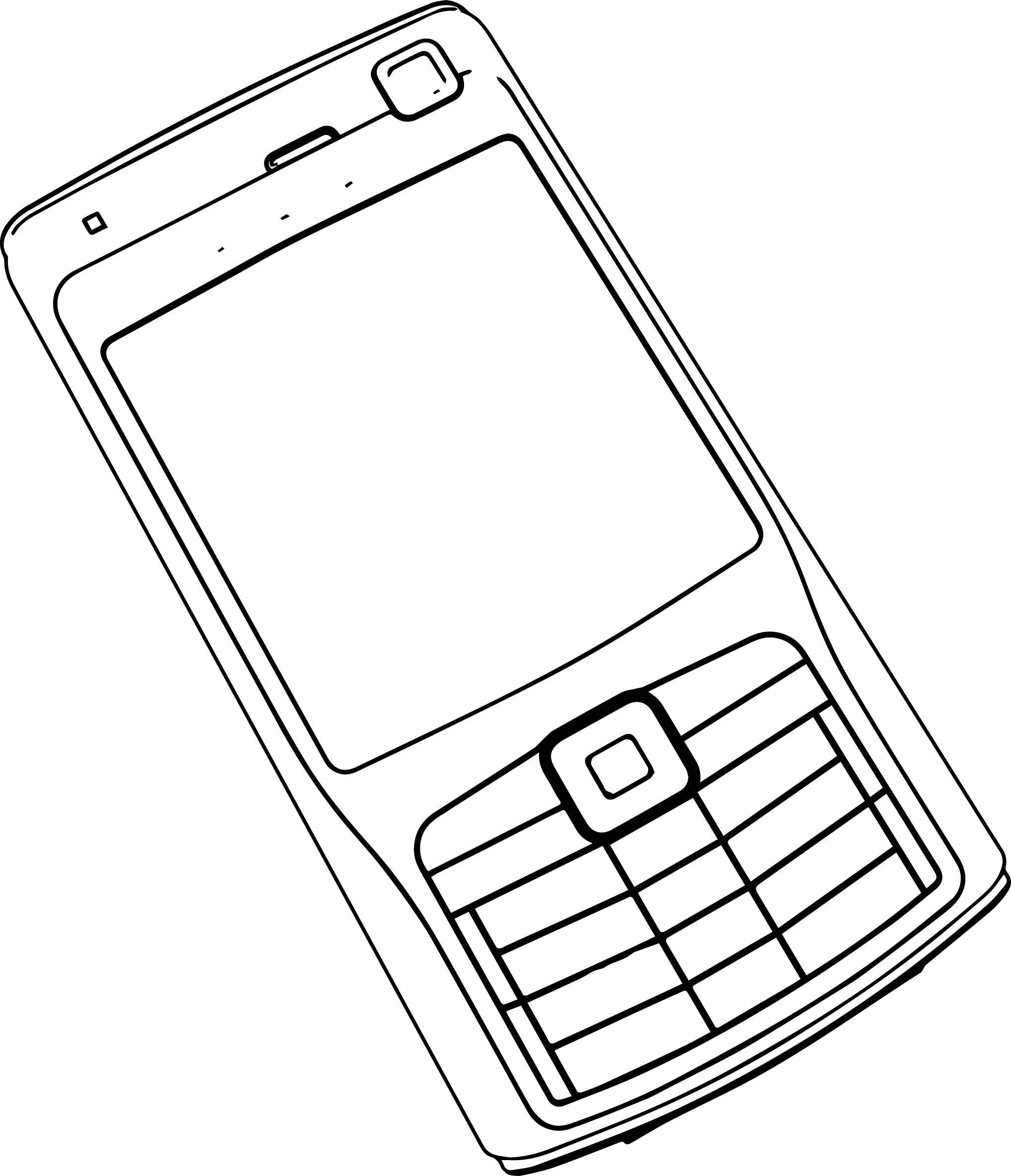 Телефоны рисунки сенсорные