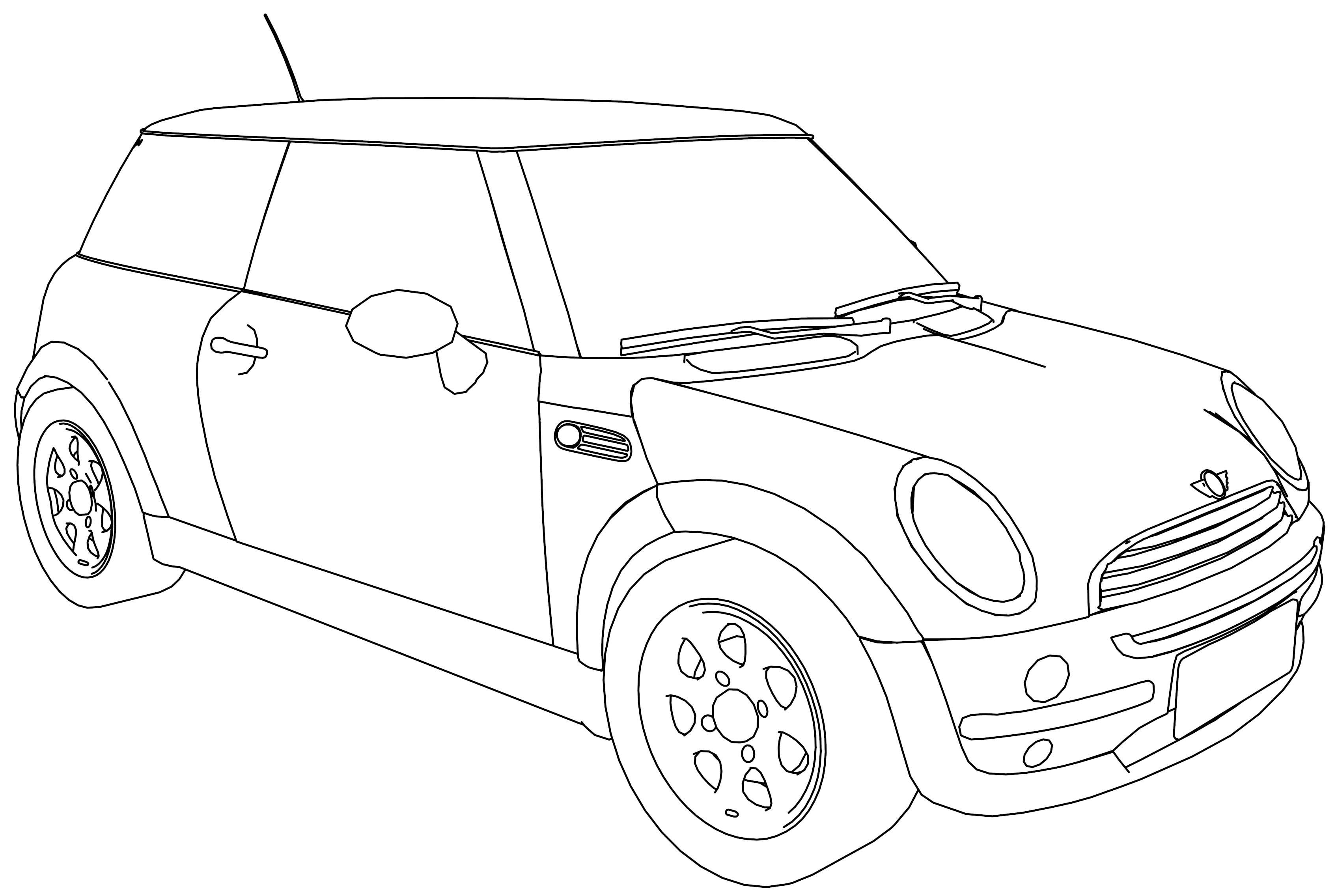 Old Mini Sport