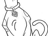 Scooby Doo All Character Face Coloring Page