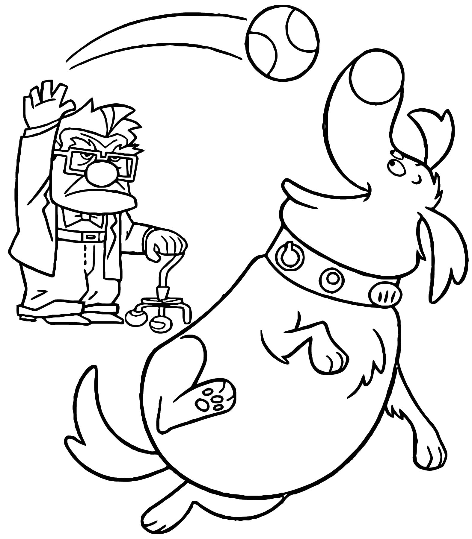 Disney Up Coloring Book Coloring Pages For 8 And Up Disney Movie