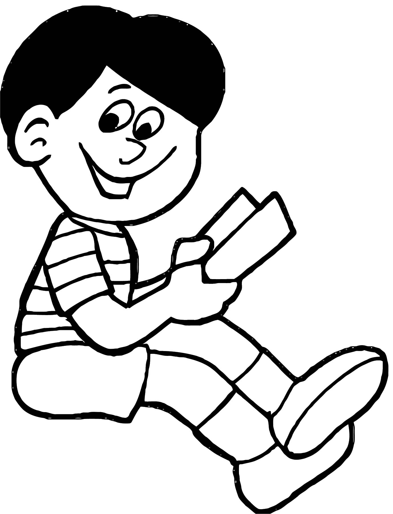 English Teacher We Coloring Page 097