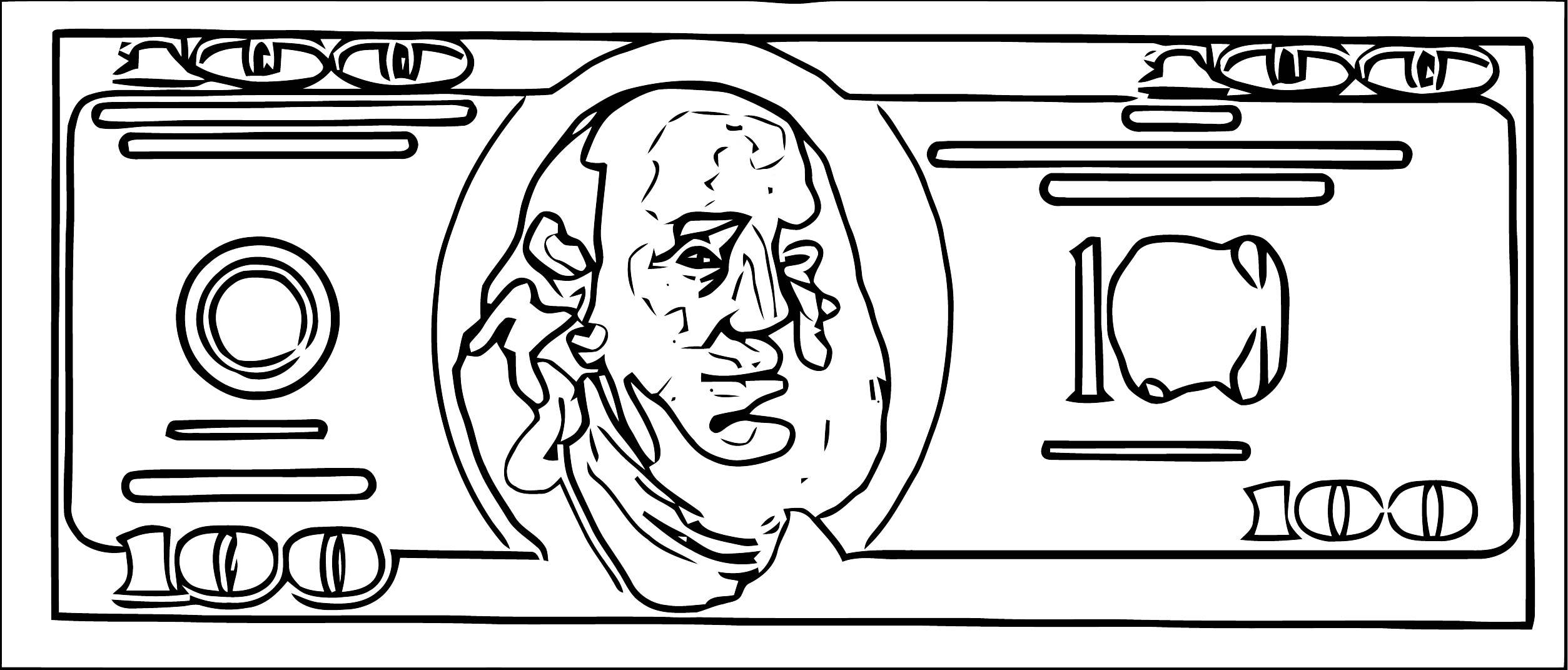 Paper Money Clip Art Free Stock Photo Public Domain