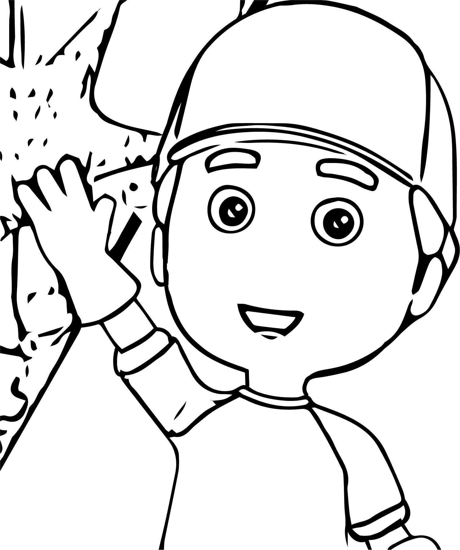 Handy Manny Squeeze