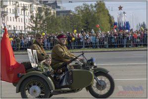 9 мая - Барнаул (2021)
