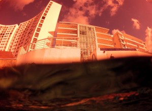 Jess shot this with the GO-PRO W/Red filter