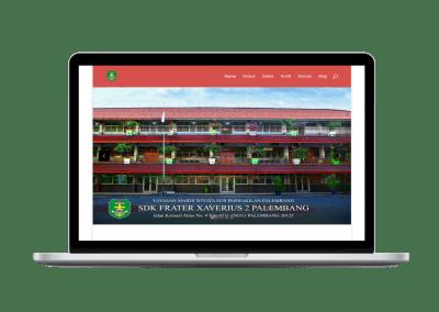 SDK Frater Xaverius 2 Palembang