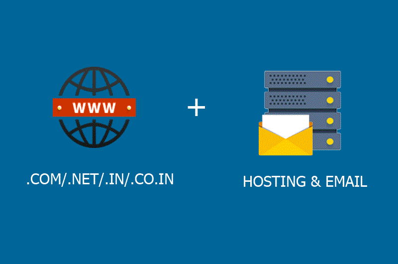 Domain Name Registration and Hosting Combo