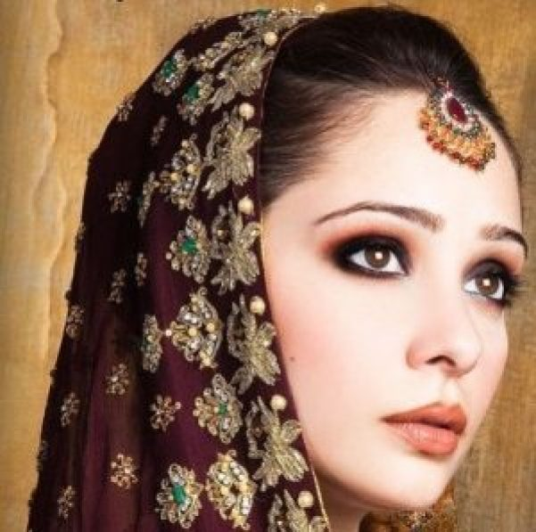 eye makeup looks for the wedding day