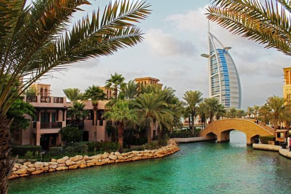 places to visit in Dubai for Honeymoon