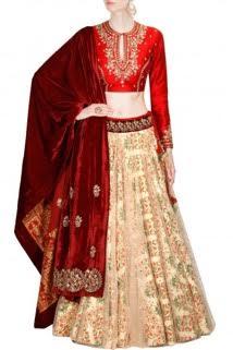 Best Bridal Lehenga Designers in India