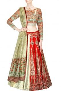 Best Bridal Lehenga Designers in India