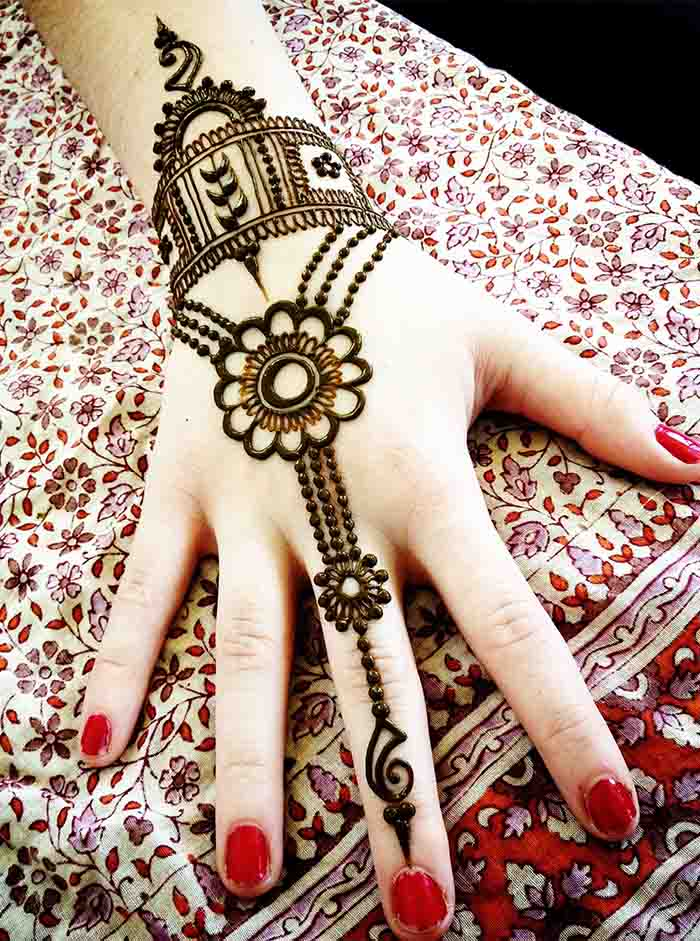 Top Simple Mehndi Designs That Are Awesome & Super Easy ...