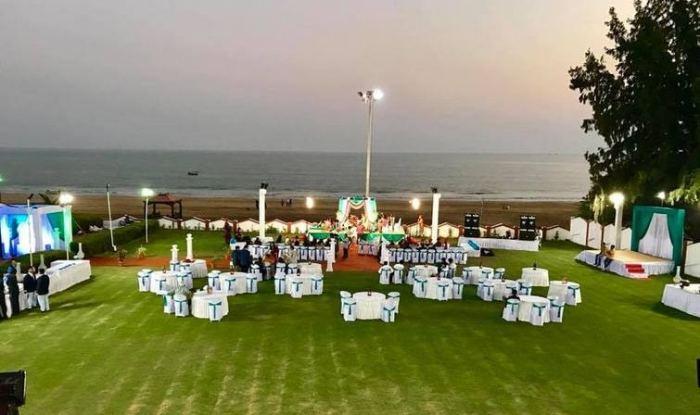 Coastal Wedding venues in India