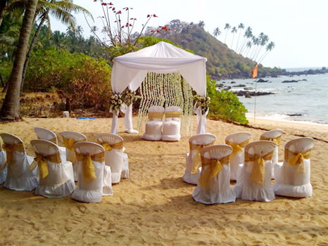 Coastal Wedding venues in India
