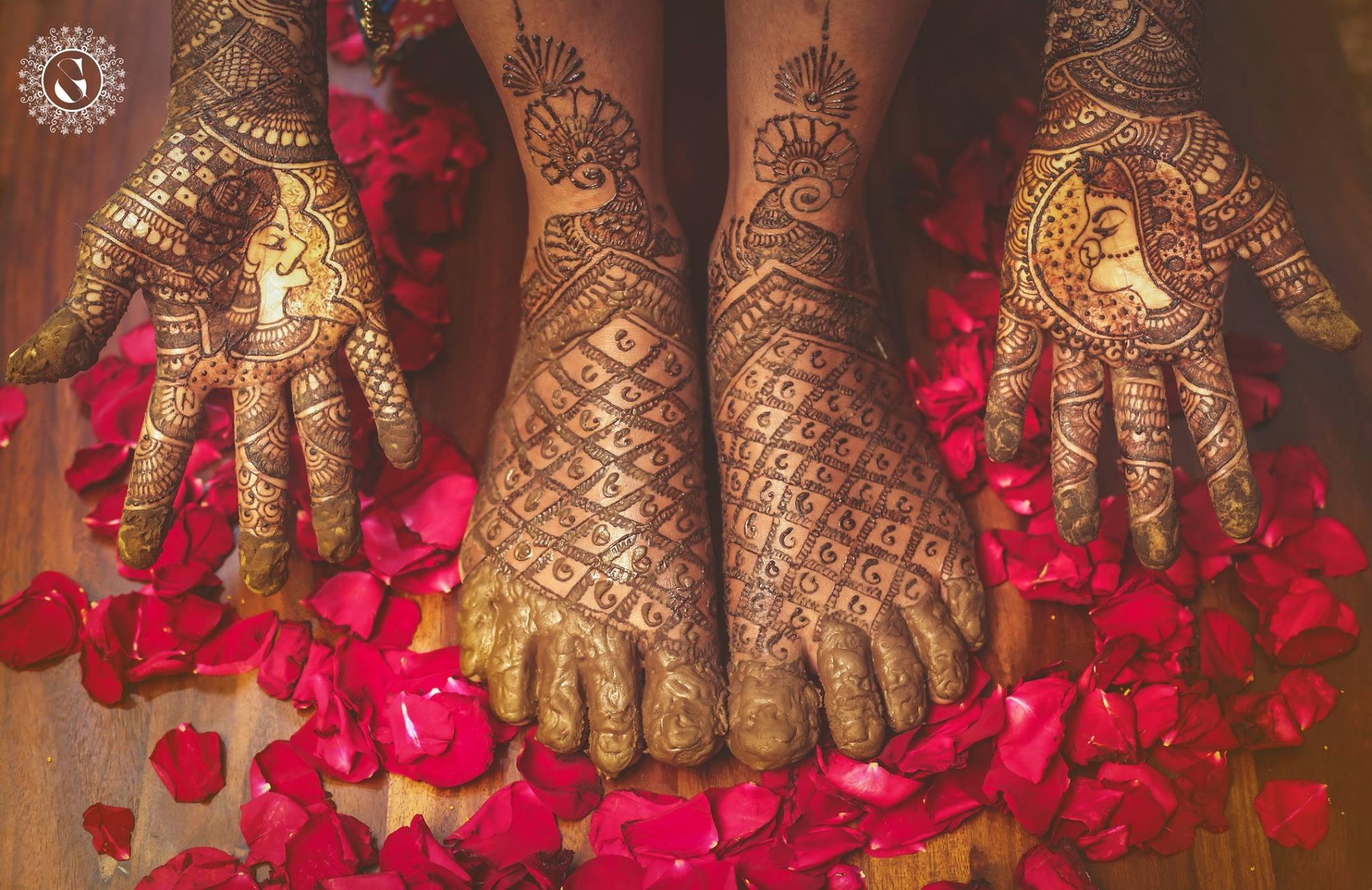 Mehndi Design For Women