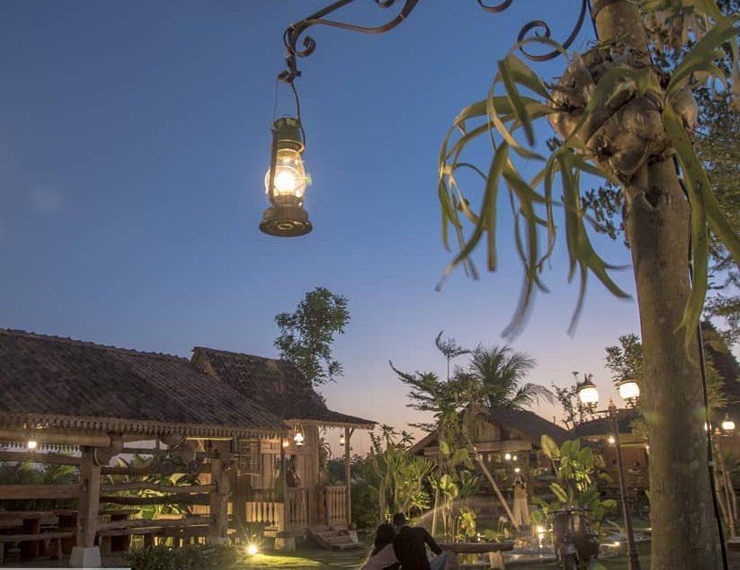 tempat makan romantis d jogja