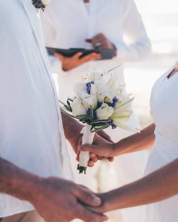 15th Wedding Vow Renewal