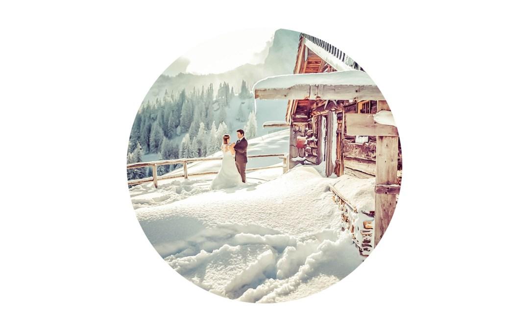 Die perfekte Winterhochzeit