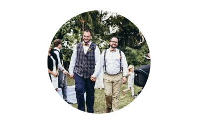 Sebastian & Jörg – Eine unbeschreibliche Traumhochzeit
