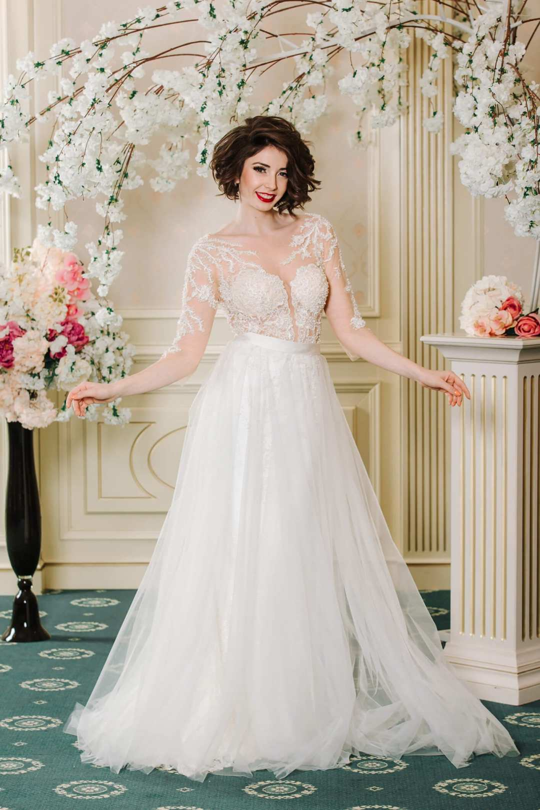 Sena T - Bridal Couture 2019