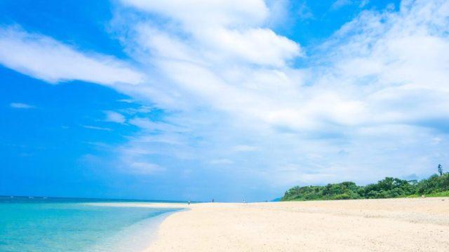 沖縄の海の透明度・満ち引き